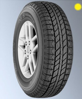 Шины Michelin 4X4 SYNCHRONE